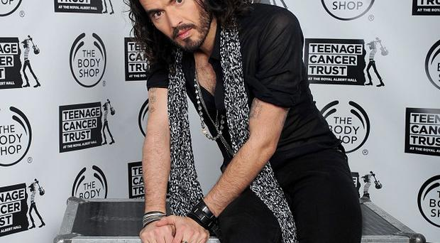 Russell Brand will be a guest on Question Time