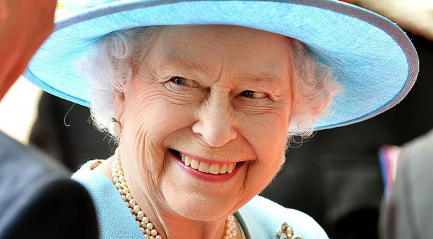 The Queen opened the BBC's new one billion pound home