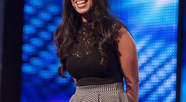 Francine Lewis has won a place in the Britain's Got Talent final