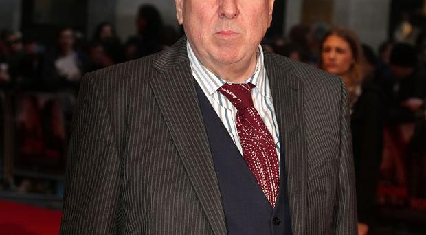 Timothy Spall starred in the first series of Blandings