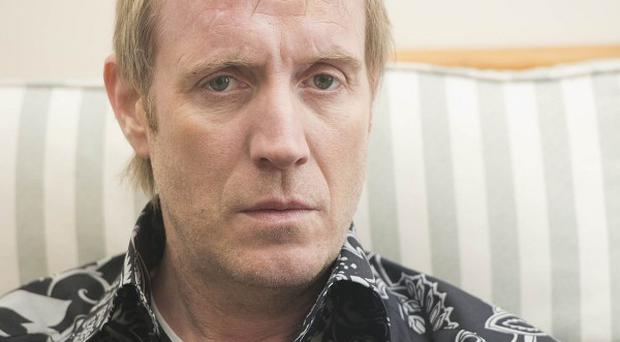 Rhys Ifans was moved to tears when he read the Gifted script