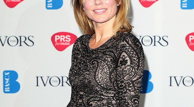 Geri Halliwell feels more ready to be a TV talent show judge now