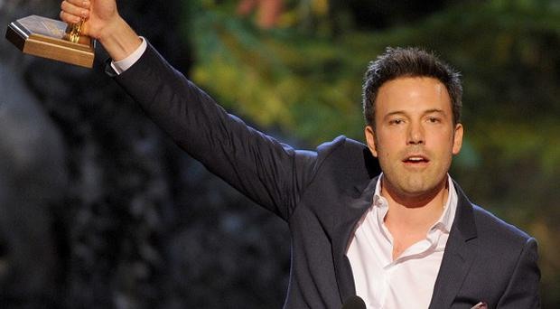 Ben Affleck was named Guy Of The Year