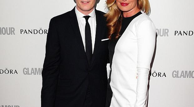 Cat Deeley is loving married life with Patrick Kielty