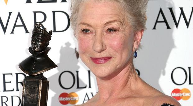 Dame Helen Mirren thinks it is time for a woman to play the Doctor