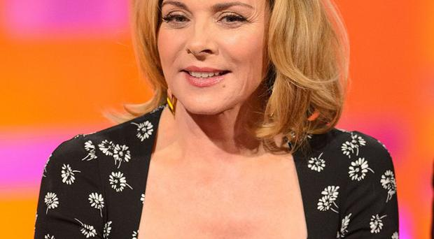 Kim Cattrall plays a faded Hollywood actress in the new production of Sweet Bird Of Youth