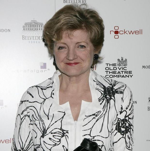 Julia McKenzie was convinced Miss Marple would carry a brolly