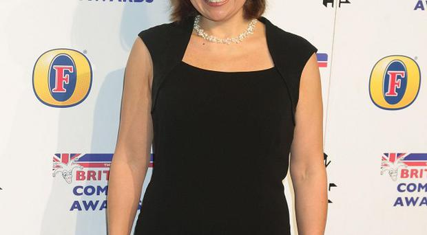 Rebecca Front played Nicola Murray in The Thick Of It