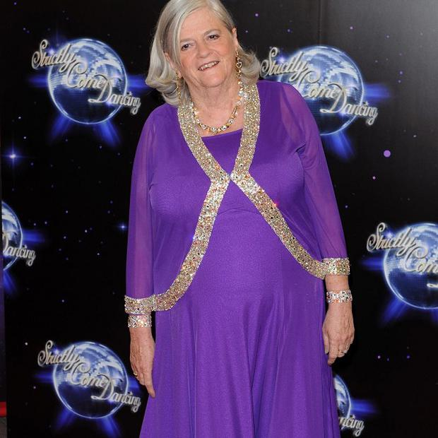 Ann Widdecombe has fond memories of her time on Strictly Come Dancing