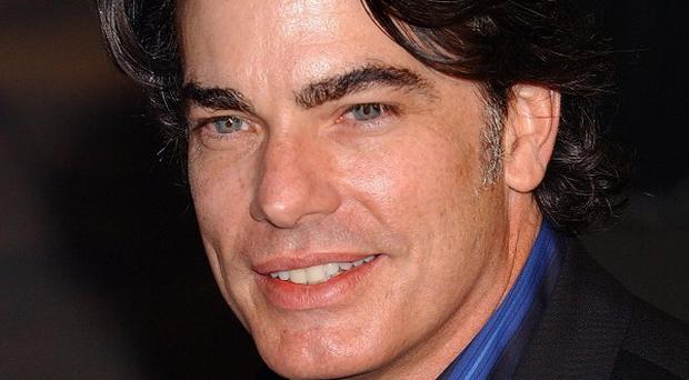 Peter Gallagher has some exciting storylines coming up