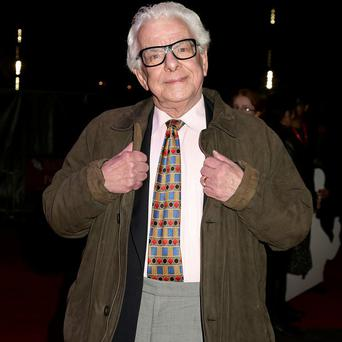 Barry Cryer thinks modern comedy writers need to develop their characters more