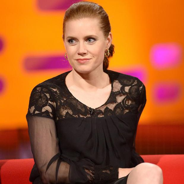 Amy Adams has no truck with Hollywood diets