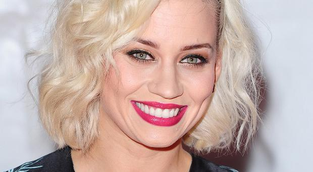 Kimberley Wyatt was among the celebs at the Little Star Awards party