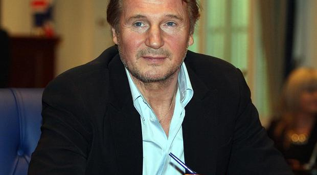 Liam Neeson has made a plea for missing IRA victims