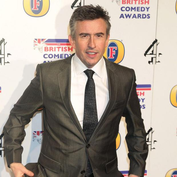 Steve Coogan has said he is 'delighted' to have agreed a deal to write his autobiography