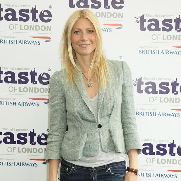 Gwyneth Paltrow says keeping in good shape is simple