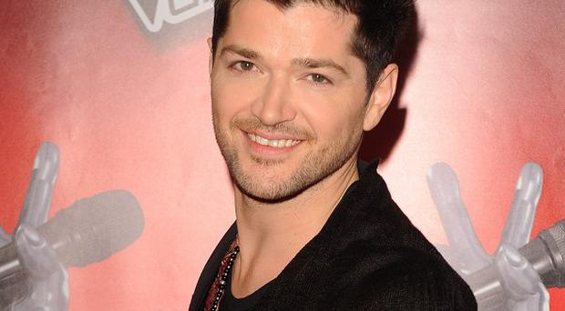 Coach Danny O'Donoghue couldn't choose between his acts on The Voice