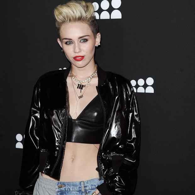 Miley Cyrus said she's in a different place musically these days