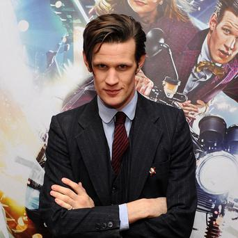 Matt Smith thanked fans for their 'truly unique' support