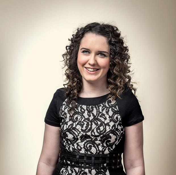 Andrea Begley has won BBC talent show The Voice