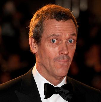 Hugh Laurie made four series of A Bit of Fry And Laurie with his comedy partner Stephen Fry