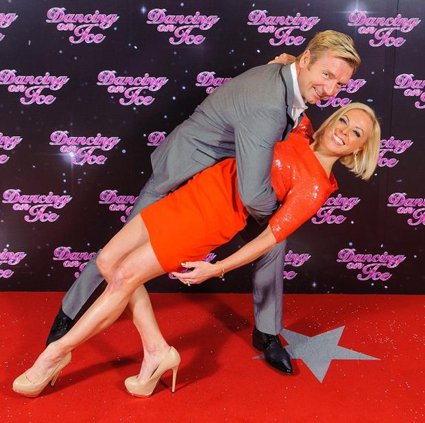 Jayne Torvill and Christopher Dean are leaving Dancing On Ice next year
