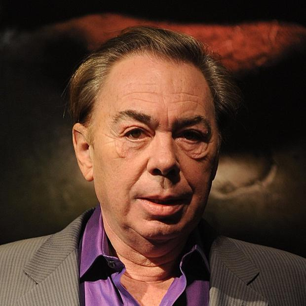 Andrew Lloyd Webber's new musical opens at London's Aldwych Theatre in December