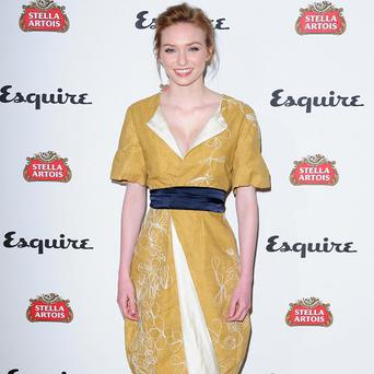 Eleanor Tomlinson used the Duchess of Cambridge as her inspiration
