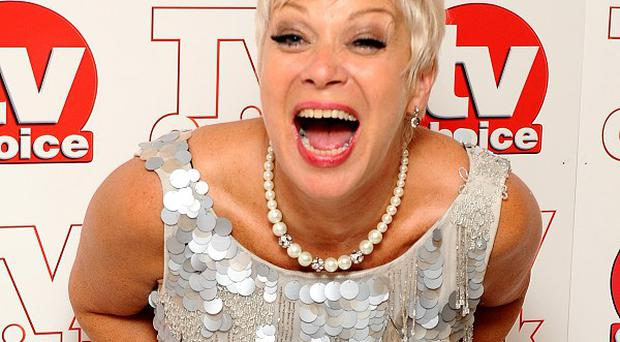 Loose Women star Denise Welch has given up drinking ahead of her wedding