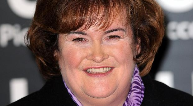 Susan Boyle wants to find love and settle down