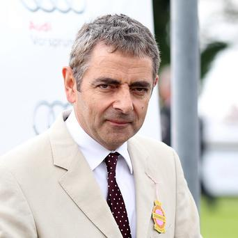 Rowan Atkinson played a fictional Archbishop of Canterbury in the sketch