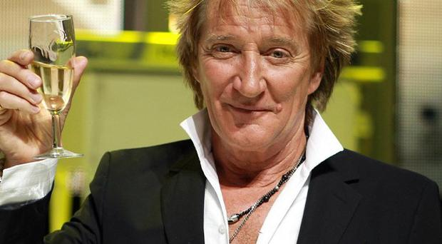Rod Stewart opens up in a new BBC documentary