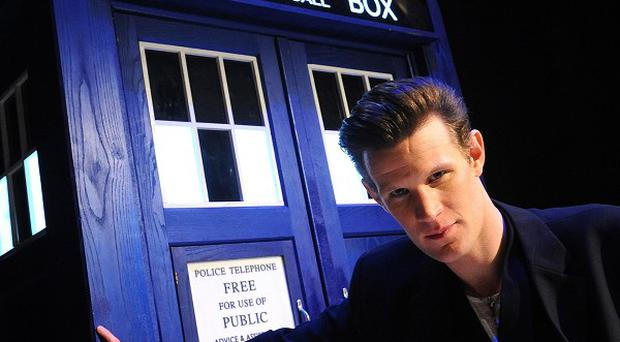 Outgoing Doctor Who actor Matt Smith will take on predecessor David Tennant for the best actor title at the TVChoice Awards