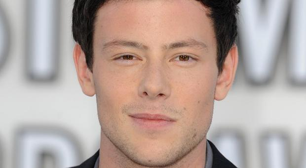 Cory Monteith is back for another season of Glee