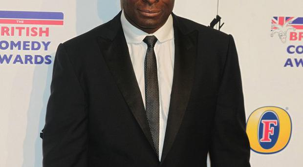 David Harewood is more Shakespeare than Strictly