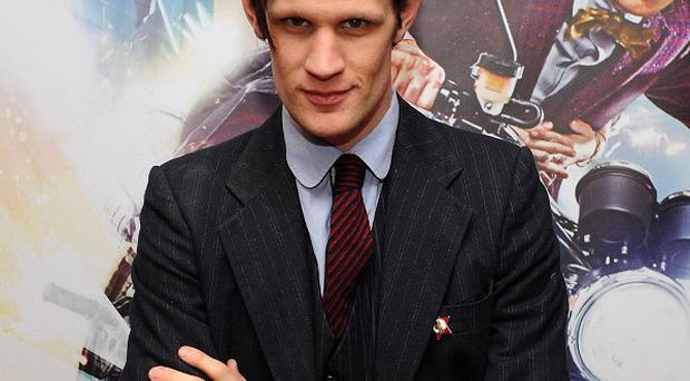 Matt Smith found out Prince Charles is a Doctor Who fan