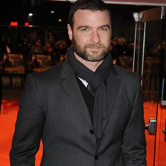 Liev Schreiber was delighted with the reception for his new TV show
