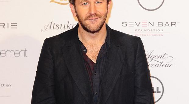Chris O'Dowd had to improvise scenes in Family Tree
