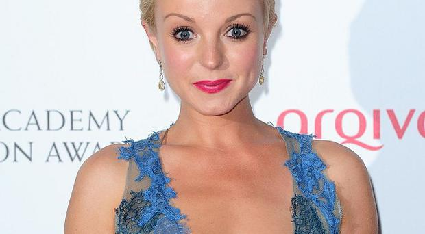 Helen George has learned a lot about babies on Call The Midwife