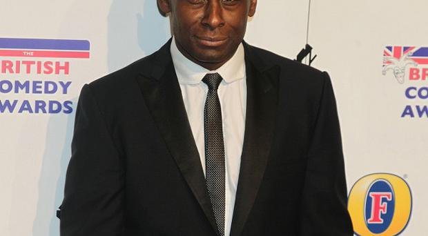 Homeland star David Harewood has urged people to become organ donors