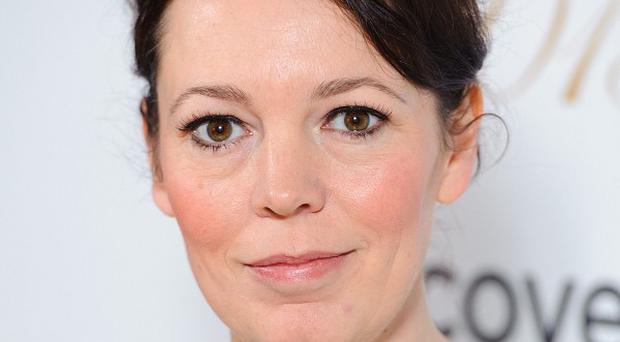 Olivia Colman admits she struggles with being recognised in public