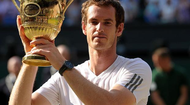 A special scene is being filmed for EastEnders to mark Andy Murray's victory at Wimbledon