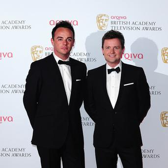 Anthony McPartlin and Declan Donnelly are set to become patrons for the Children's Heart Unit Fund