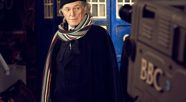 David Bradley plays the first ever Doctor Who in a new drama