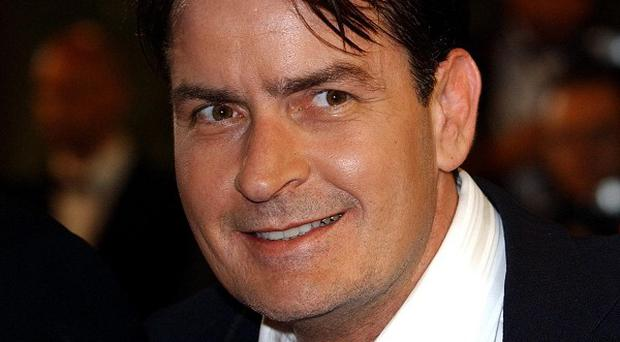 Charlie Sheen has been on the hunt for Nessie