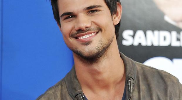 Taylor Lautner is concentrating on work rather than dating