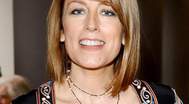 Fay Ripley says people are surprised that she isn't a Mancunian