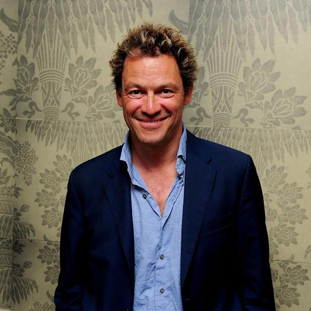 Dominic West will join Prince Harry for the challenge
