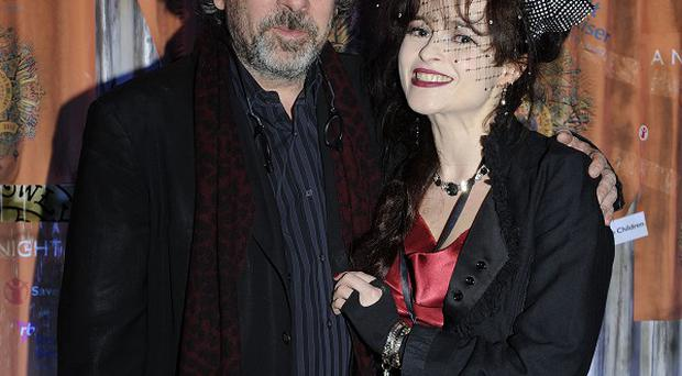 Tim Burton did his impression of Richard Burton to get his own back on Helena Bonham Carter