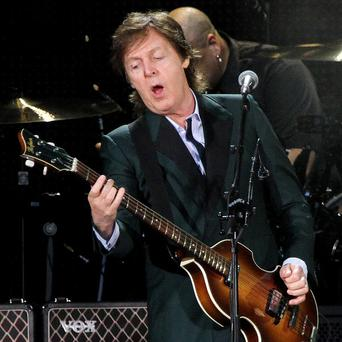 Sir Paul McCartney will feature in the South Bank Show repeats